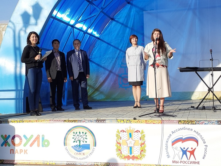 В омском этнопарке фотовыставку народов России дополнят новыми стендами