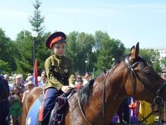 Казачьи классы думают открыть в школах Томской области