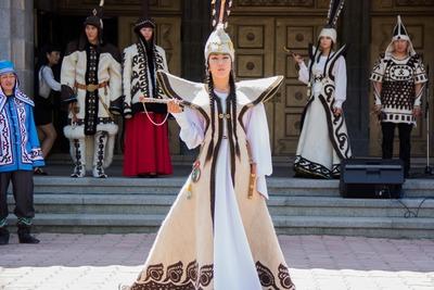 Дефиле в национальных костюмах народов Севера пройдет в Южно-Сахалинске