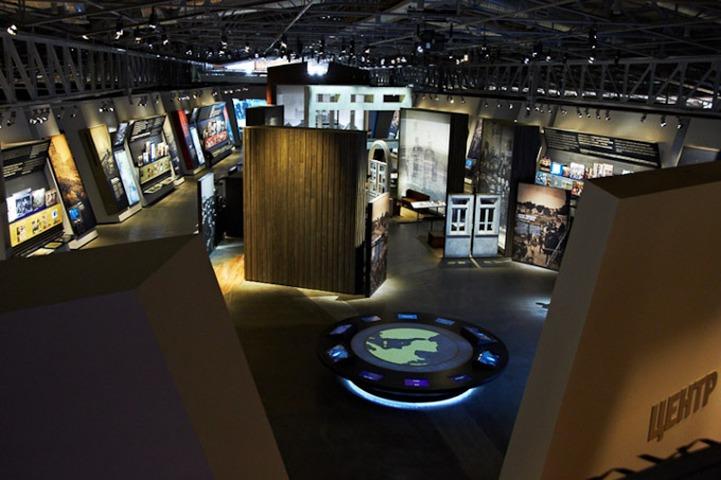 Еврейский музей и центр толерантности признан The Art Newspaper Russia лучшим музеем года