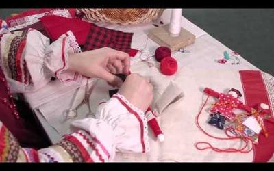 """Мастер-класс по изготовлению обрядовой куклы """"Одноручники"""""""