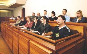 Суд со второй попытки попытается набрать присяжных по делу БОРНа