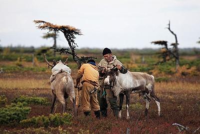 В Югре утвердили план развития коренных малочисленных народов до 2020 года