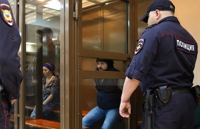 Суд смягчил приговор напавшим на полицейских на Матвеевском рынке