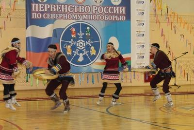 В Якутске стартовало первенство по Северному многоборью
