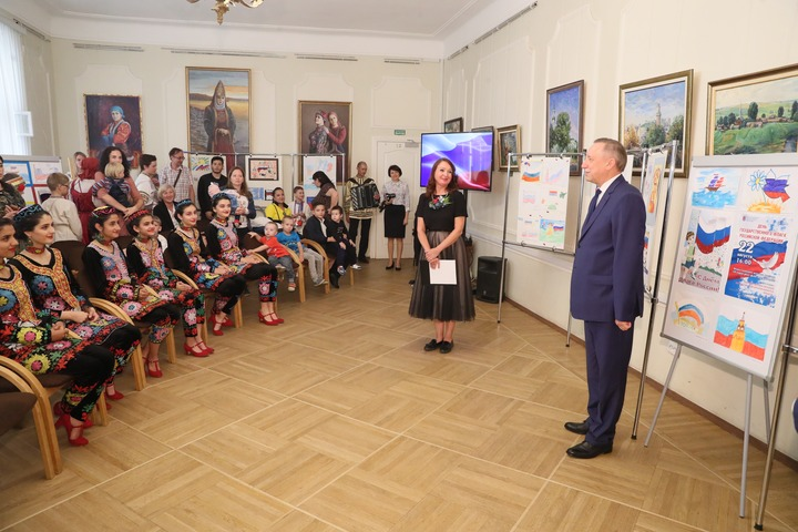 Совет по национальным вопросам могут создать в Петербурге