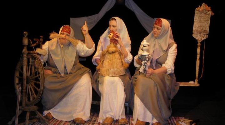 В калужском театре поставили поморскую сказку