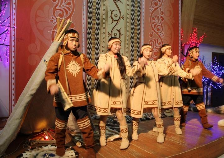 В Якутии отметили 100-летие сказителя эвенкийского эпоса