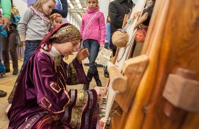 Русское географическое общество проведет на ВДНХ День этнографии