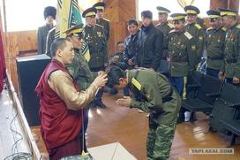 Казаки-буддисты дадут присягу в Иволгинском дацане