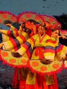 Праздник корейской культуры прошел в Крыму