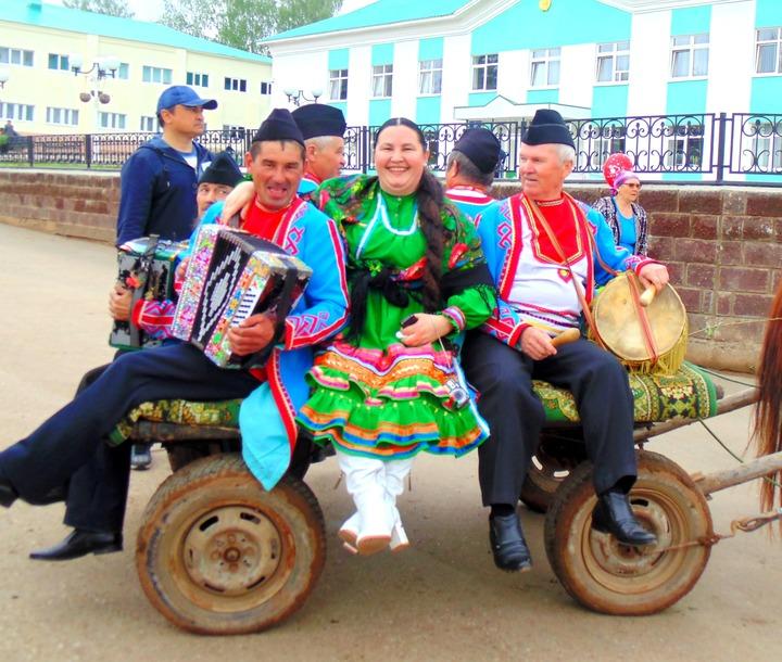 Фестиваль марийской веревочки провели в Башкирии