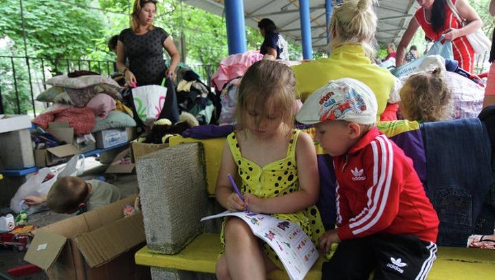 Дети украинских беженцев в Башкирии будут учить башкирский язык