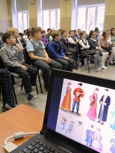 Школьникам Самарской области расскажут о народах России