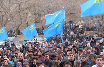 МИД призвал не политизировать оценку положения крымских татар