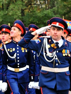 Екатеринбургские казаки хотят создать прививочный патруль