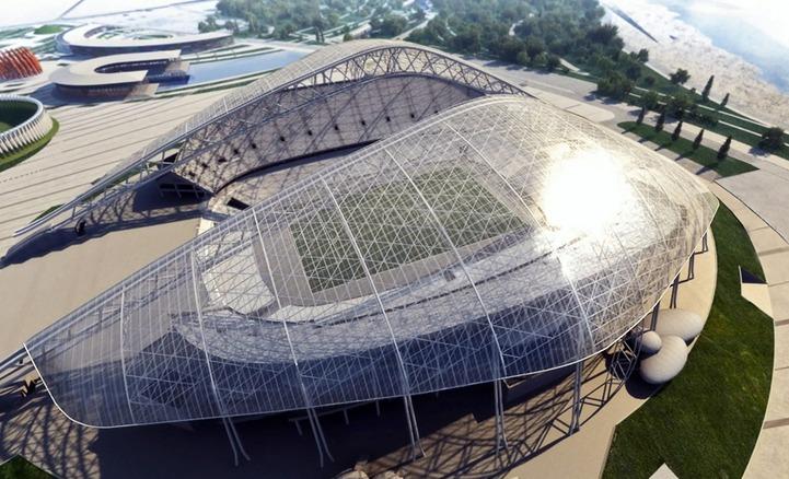 """Черкесские активисты раскритиковали идею переименования стадиона """"Фишт"""""""
