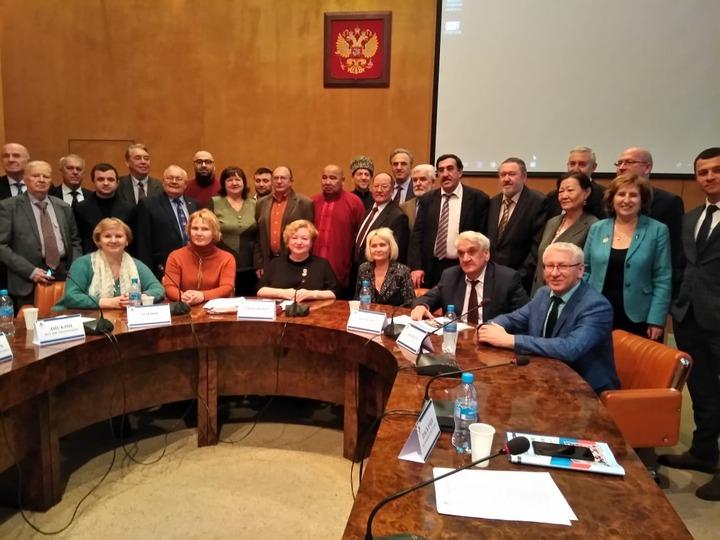 Ассамблея народов России приросла Тюменью и езидами