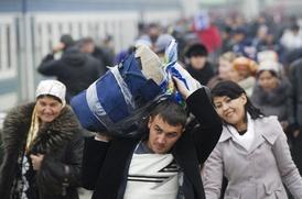 Мосгорсуд выступил за дактилоскопию приезжих из Средней Азии