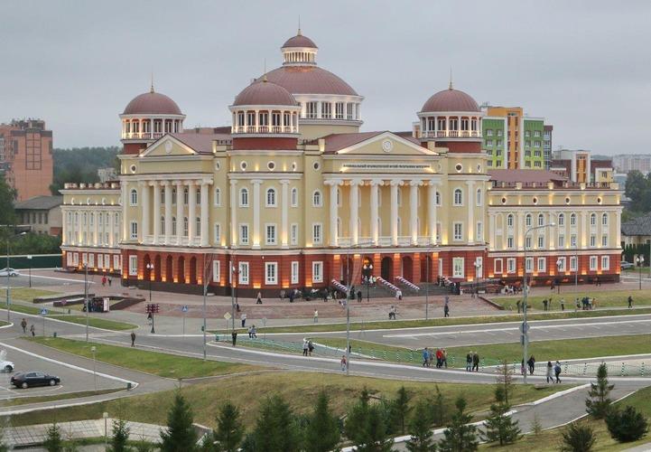 Национальный музей Мордовии переехал из церкви к подворью