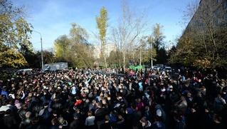 Заммэра Москвы: Беспорядки в Бирюлеве спровоцировали националисты