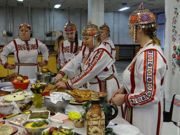 Московские чуваши отметили праздник урожая