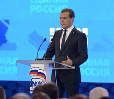 Медведев призвал бороться с этническими анклавами