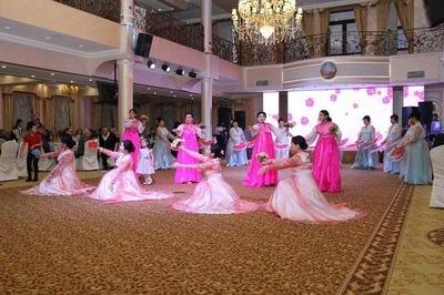 Корейский новый год отметили танцами и дегустацией в Симферополе