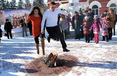 Воронежские армяне отпраздновали Терендез