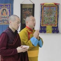Картины в дополненной реальности и буддийские артефакты покажут на выставке бурятской культуры в Москве