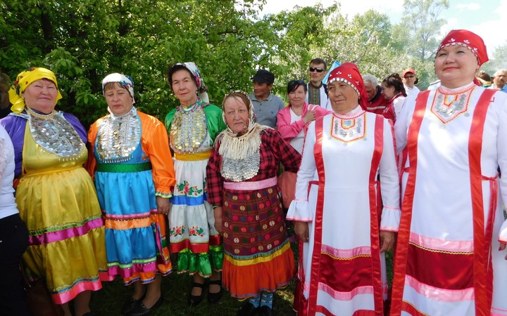 Съезд марийского народа пройдет в Удмуртии