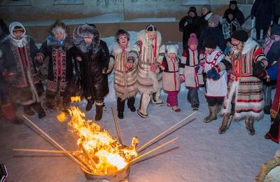 С кетским и долганским фольклором познакомят на таймырском фестивале