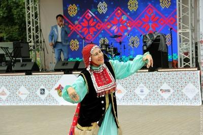 Сабантуй в Москве отметили более 250 тысяч человек