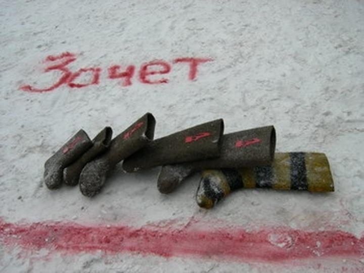 В Москве Рождество встретят метанием валенков