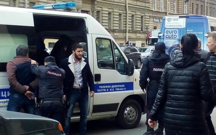 СМИ сообщили о перестрелке между азербайджанцами и дагестанцами в Санкт-Петербурге