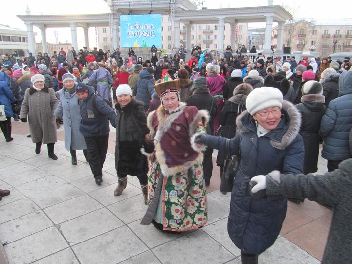 Глобальный ёхор в Улан-Удэ