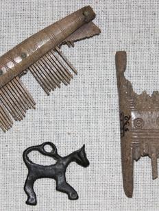 Археологическая выставка славяно-русского импорта открылась в Удмуртии