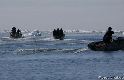 Чукотские морзверобои из общины коренных народов открыли сезон морской охоты