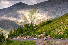 Участники этнографического автопробега проедут от Колымы до Байкала