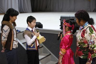 Якутские первоклассники стали самыми юными на олимпиаде по эвенкийскому и орочонскому языкам