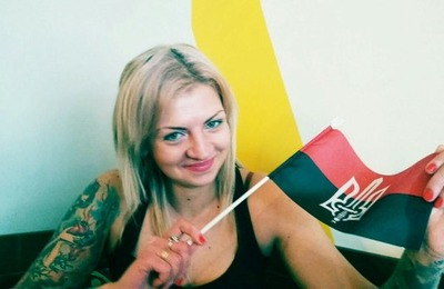Соратница Тесака попросила политического убежища на Украине