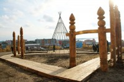 В Дудинке откроют этнокультурный комплекс