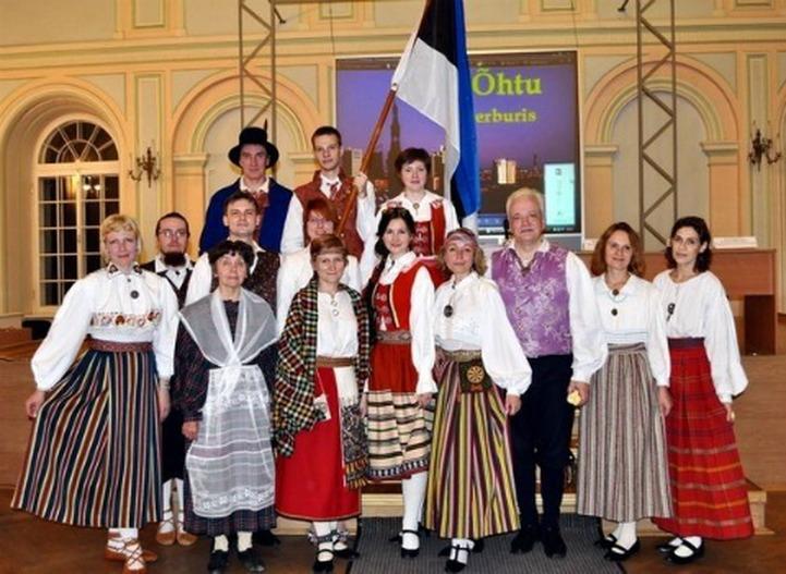 Эстонцы Крыма попросили поддержки у правительства региона