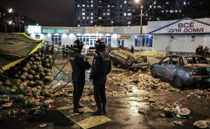 Суд оштрафовал 32 задержанных в Бирюлеве, трое стали фигурантами уголовного дела