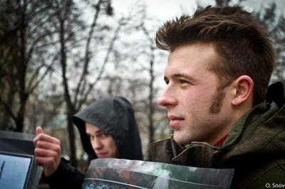 """Мосгорсуд оставил под арестом обвиняемого по """"Болотному делу"""" члена НДП"""