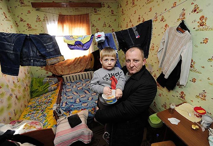 В ПВР остаются более 29,5 тысячи украинских беженцев