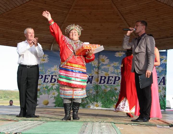 """Конкурс исполнителей марийского танца """"Серебряная веревочка"""""""