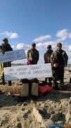 Коренные народы Сахалина пожаловались на митинге на ограничение рыбалки