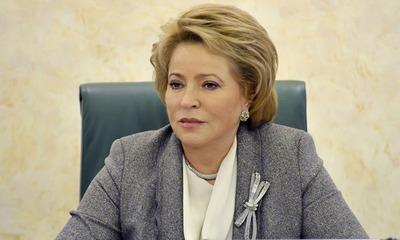 Матвиенко назвала проблему с мигрантами   одной из болевых точек в национальной политике страны