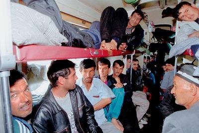 ФМС: Поток мигрантов из стран бывшего СНГ снизился